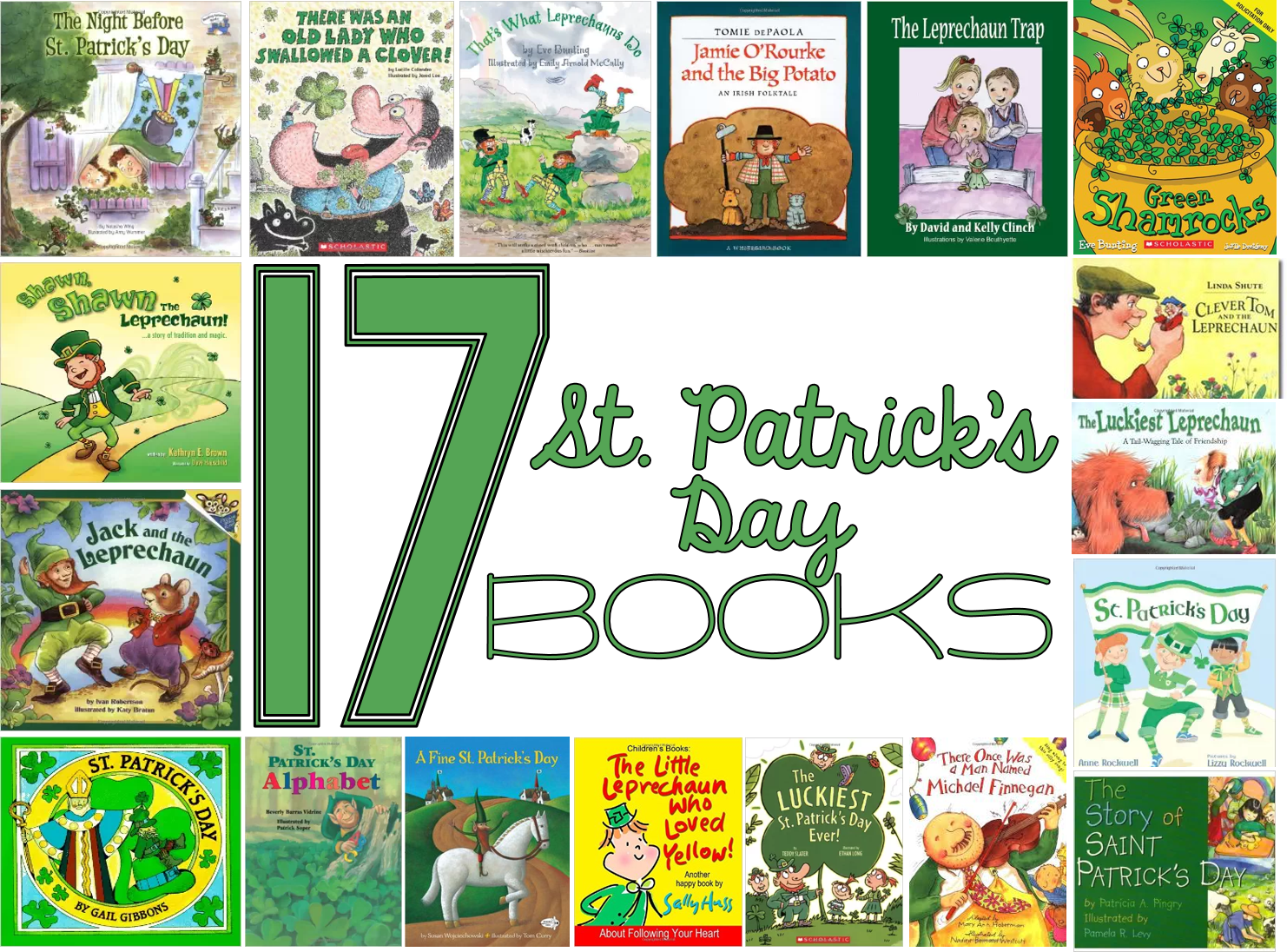 The First Grade Parade Last Minute St Patrick S Day Ideas
