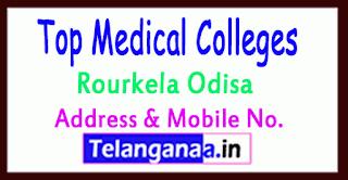Top Medical Colleges in Rourkela Odisa