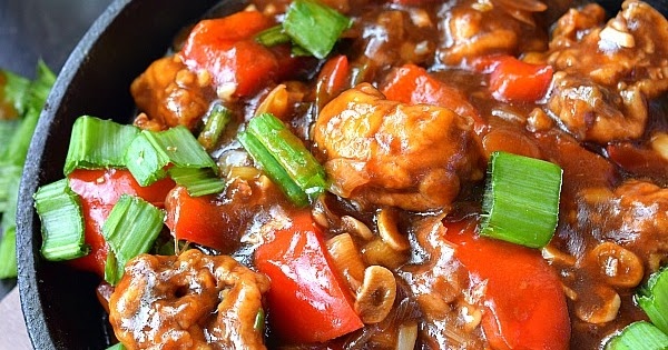 Mushroom Manchurian Gravy Savory Bites Recipes A Food Blog With Quick And Easy Recipes