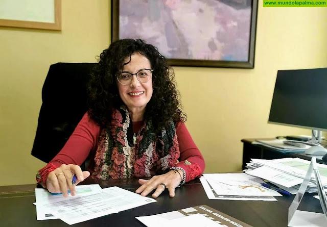 El Cabildo aprueba el convenio con ADER para desarrollar el proyecto 'La Palma Orgánica'