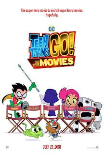 """Lanzado el teaser trailer y el poster de """"Teen Titans Go! To The Movies"""""""
