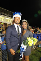 Montgomery Catholic Crowns 2016 Homecoming Queen and King 2