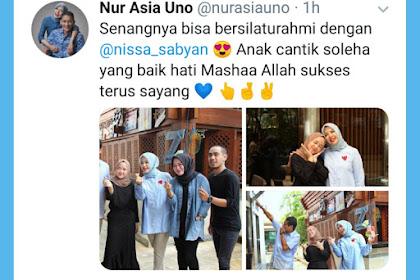 Nissa Sabyan Segera Keliling  Kampanye Prabowo - Sandi, Ini Harapan Masyarakat