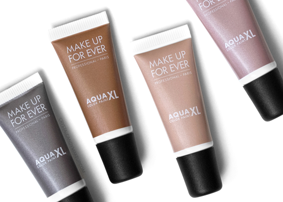 Make Up For Ever Aqua XL Color Paint I-12 I-42 I-50 I-80 Review