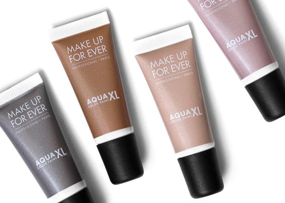 Make Up For Ever Aqua XL Color Paint I-12 I-42 I-50 I-80 Review