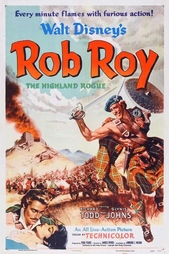 Rob Roy Disney Film