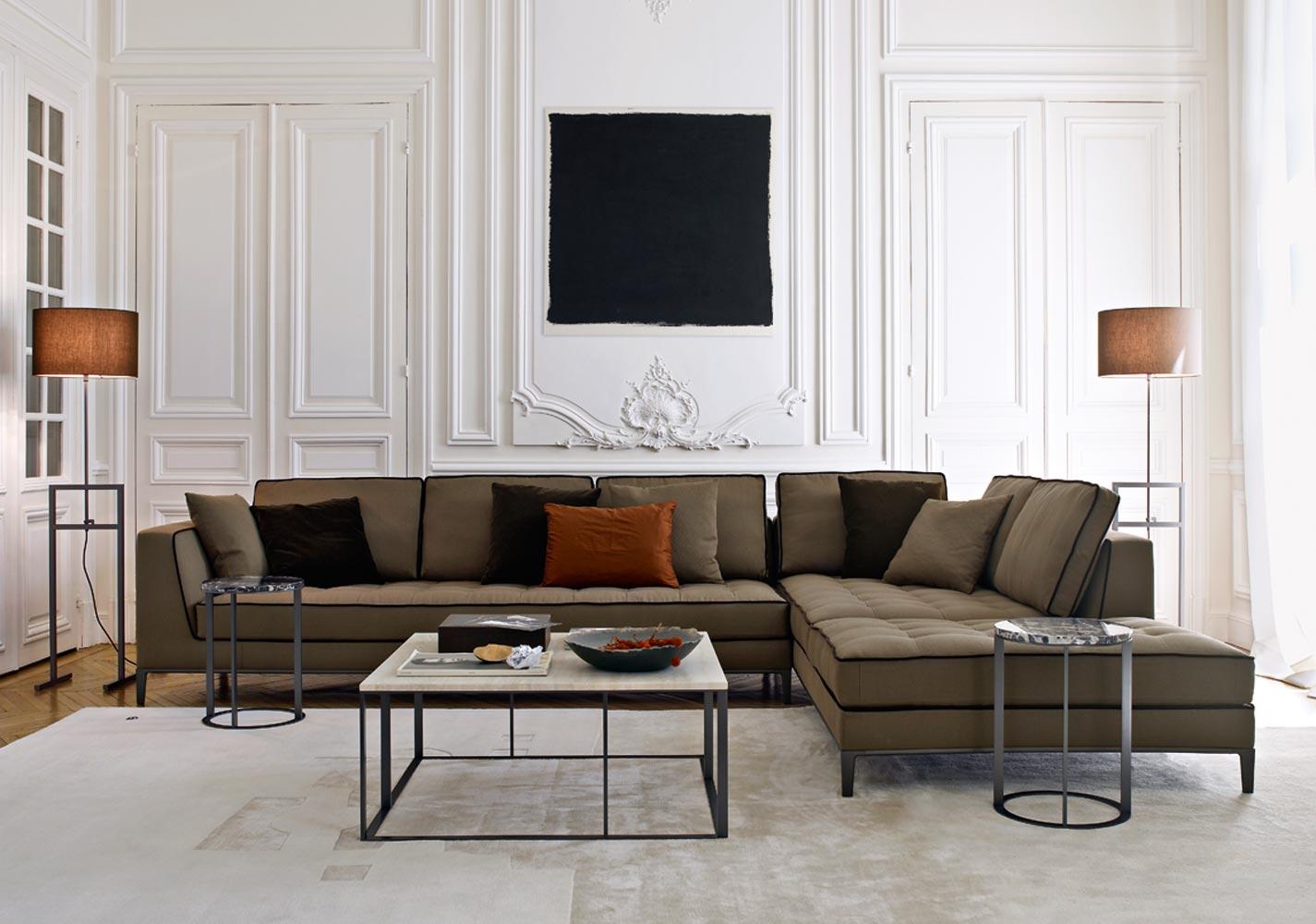 my magical attic b b italia maxalto lucrezia sofa design by antonio citterio