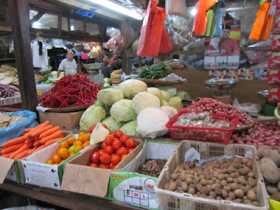 Pemkab Operasi Pasar Jelang Lebaran
