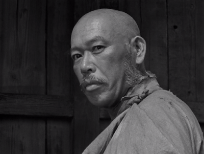 Los siete samuráis Akira Kurosawa, 1954.
