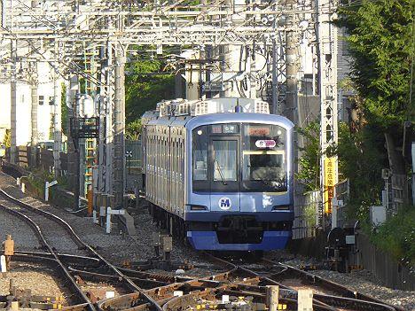 西武狭山線 各停 西武球場前行き4 Y500系(西武ドーム臨)
