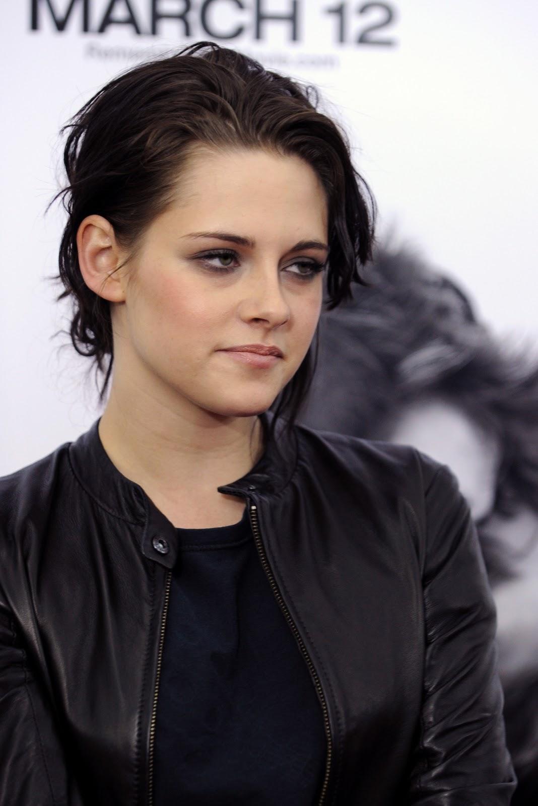 Kristen Stewart Short Hairstyles 2013 Hair Trends