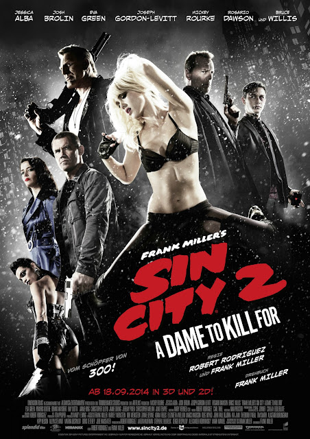 Film Sin City: A Dame To Kill For (2014) Subtitle Indonesia