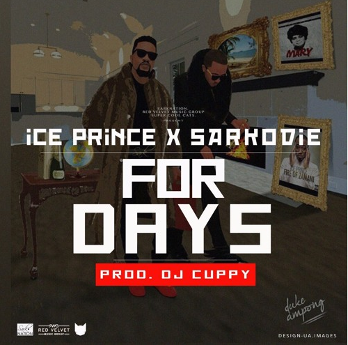 Ice Prince, Sarkodie – 'For Days'