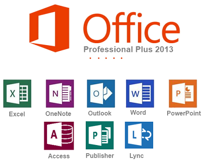 Microsoft Office 2013 Cover