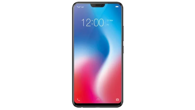 Vivo V9 specification and design official