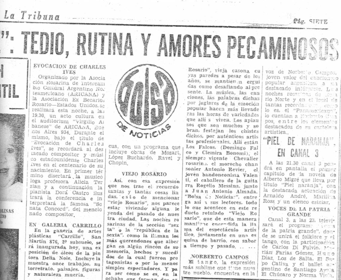 La Radio Y La Television En Argentina