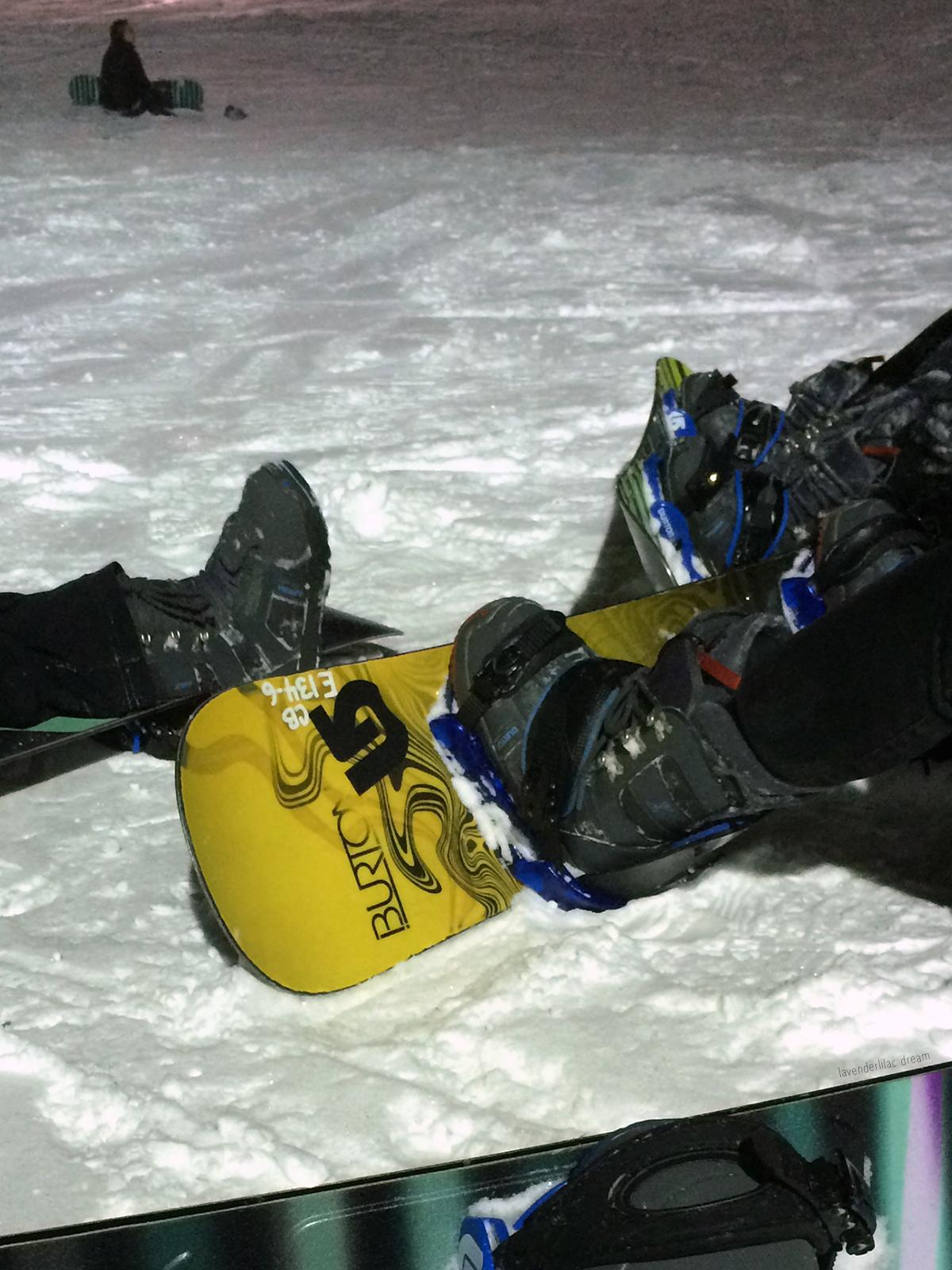 Camelback Mountain Resort, snowboarding