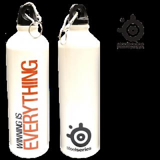 Botol Air Minum Motif Steelseries Gaming