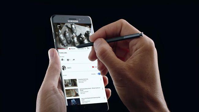 Ini Penjelasan Bos Samsung tentang Meledaknya Galaxy Note 7