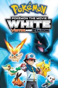 Poster Pokémon the Movie White: Victini and Zekrom