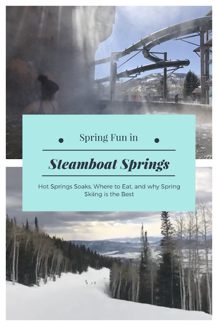 Spring Skiing at Steamboat Springs Resort