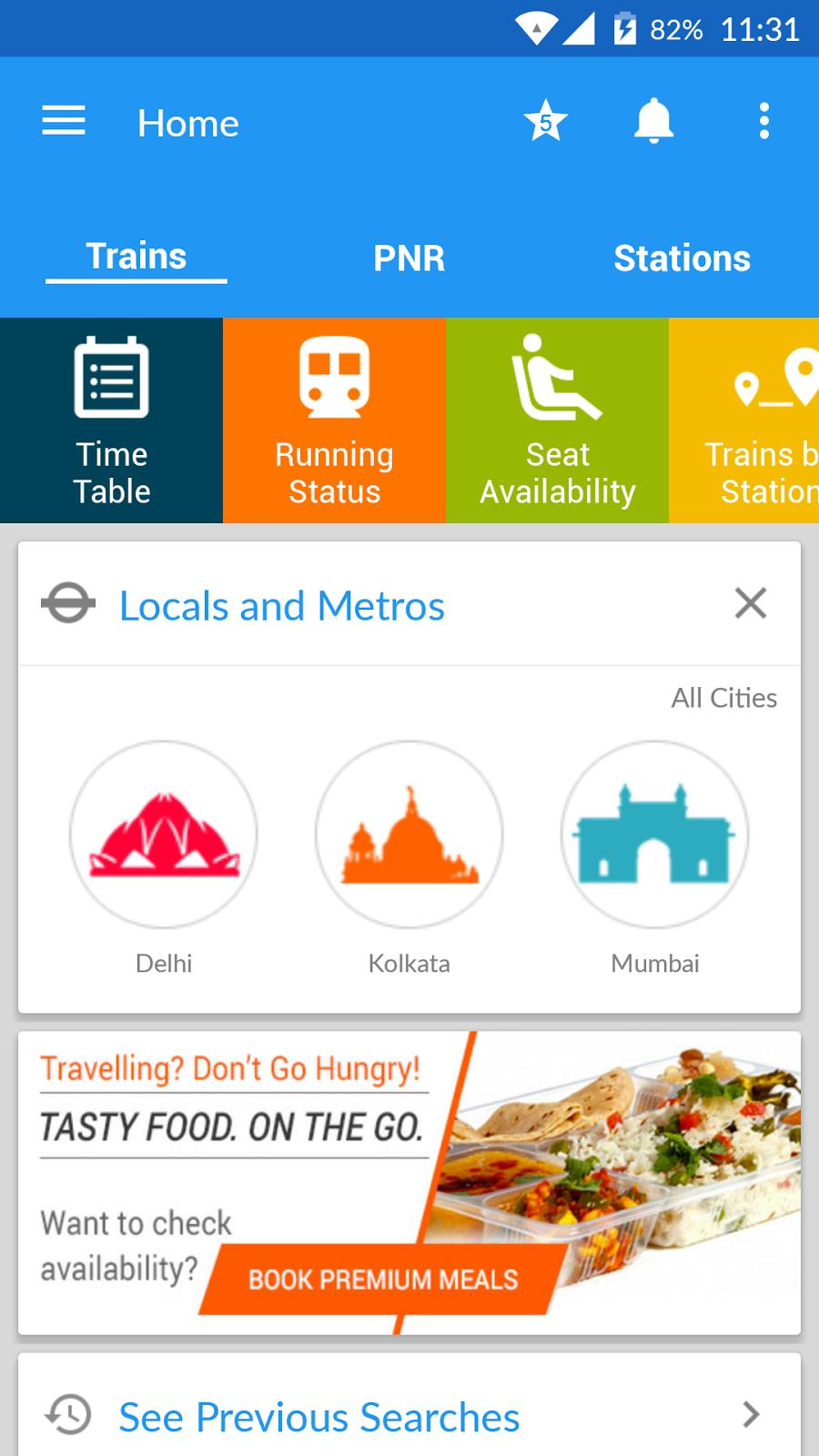 From My Diary: RailYatri App : Simplifying Train Travel in India