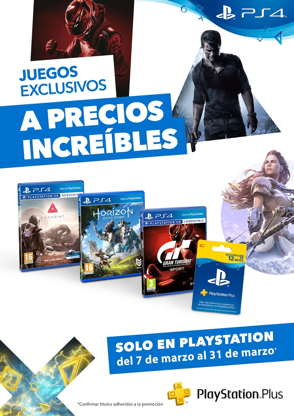 Estupendas ofertas para PlayStation VR y PlayLink están disponibles