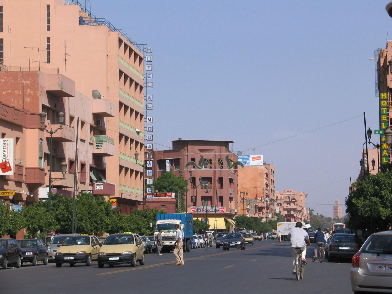 Seyahatname 2000 fas morocco marake - Residence les jardins de majorelle marrakech ...