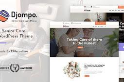 Djompo v1.2 – Senior Care WordPress Theme