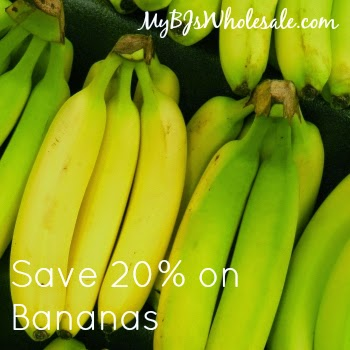 SavingStar: Save 20% on Loose Bananas