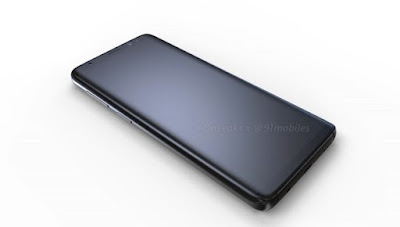Samsung Galaxy S9 Render Leaked