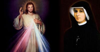 Jesus Misericordioso Santa Faustina