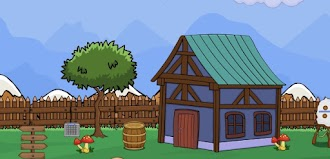 Games2Jolly Wooden Condominium Escape