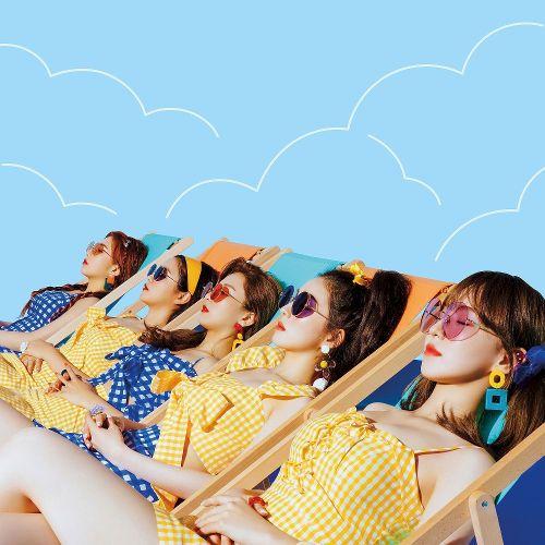 Lirik Lagu Red Velvet - Power Up [Romanization, Hangul, English, & Terjemahan]
