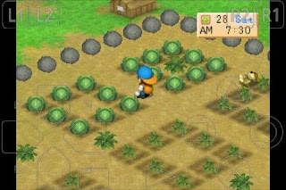 Download Harvest Moon Back to Nature Android