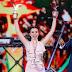 Javiera Mena sale airosa en su presentación en Viña