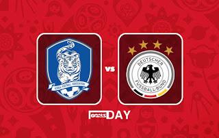 Korea Republic vs Germany – Highlights & All Goals