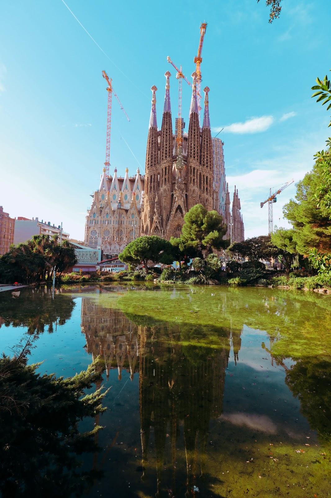 barcelona blog