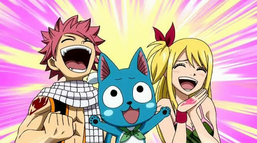 Fairy Tail Latino: Fairy Tail Online