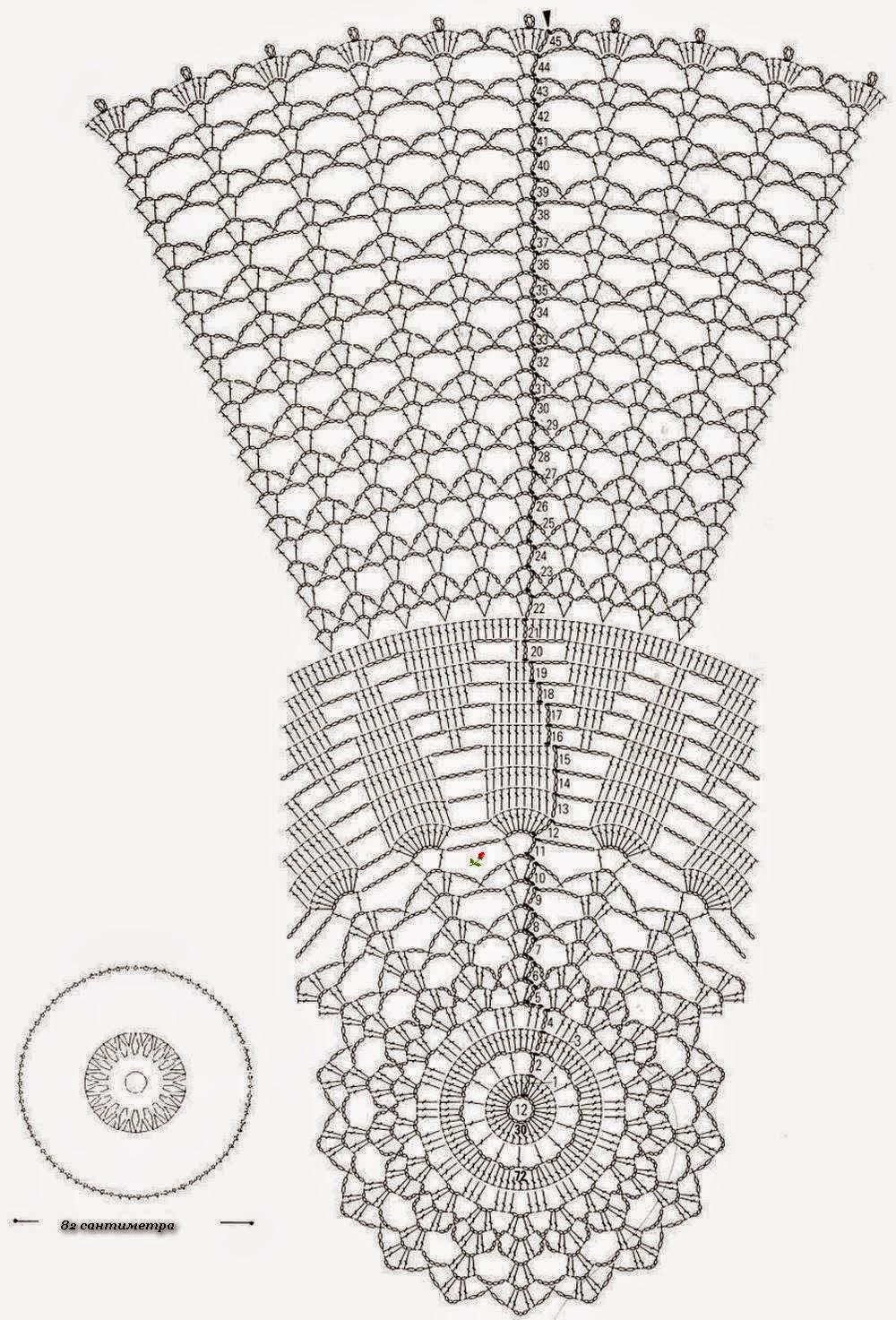 Perfecto Patrones De Diseño De Ganchillo Friso - Ideas de Patrones ...
