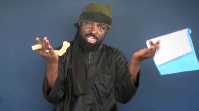 Boko Haram's Shekau says he is 'in good health' following claim of his death