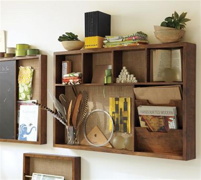 Rustic Wood Wall Shelves | Rustic Wall Art Decor | Tops ...