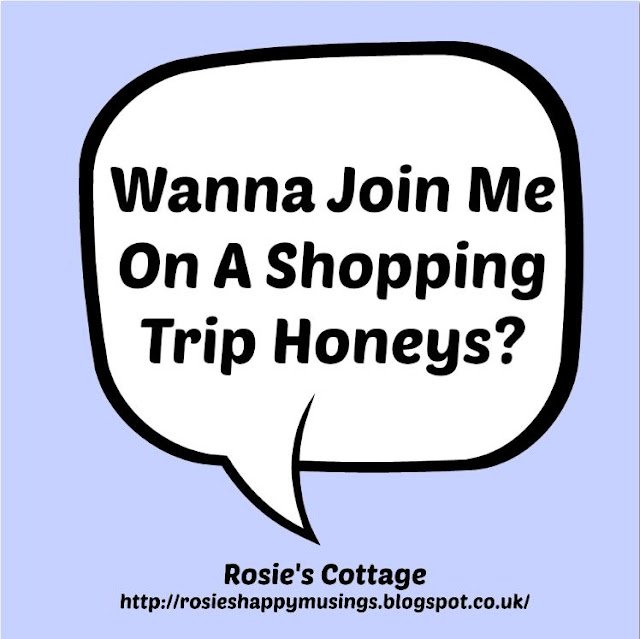 Wanna come along on a shopping trip honeys