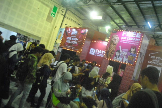 [Review Event] COMIC FRONTIER X