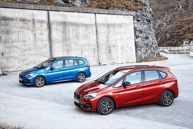 BMW 2-Series Active Tourer and Refreshing Gran Tourer