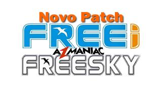 Atualização Patch Freesky e Freei 58w ON