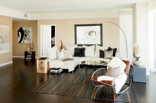 Susunan Perabot Ruang Tamu