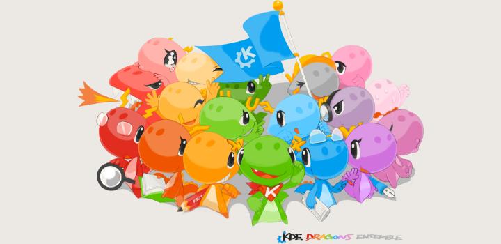 Lançado o KDE Frameworks 5.21.0, Qt 5.4 ou superior agora é necessário