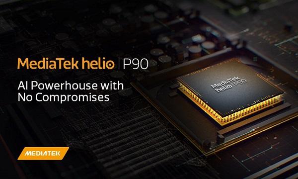 شركة MediaTek تكشف عن معالج Helio P90 وأليك ابرز مميزاته