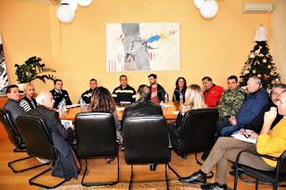 ΔΕΛΤΙΟ ΤΥΠΟΥ Π.Ε.ΠΙΕΡΙΑΣ: Σύσκεψη στην Περιφερειακή Ενότητα Πιερίας μετά τα ορειβατικά ατυχήματα στον Όλυμπο